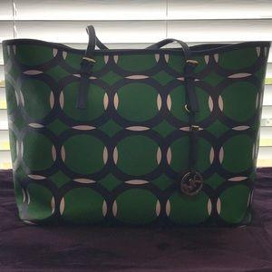 MICHAEL KORS Travel Jet Tote/Shoulder Bag (Large)